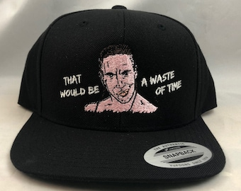 Waste Of Time baseball cap