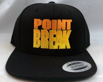 Point Break baseball cap