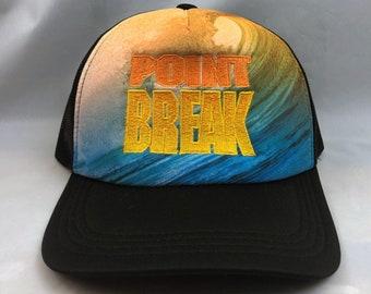 Point Break trucker cap