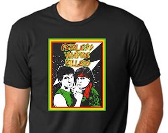 Banned In Santa Carla tee shirt