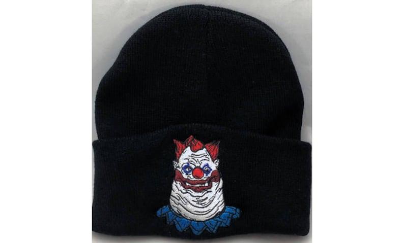 2dd1edca2914a Klown Invader 4 beanie horror comedy