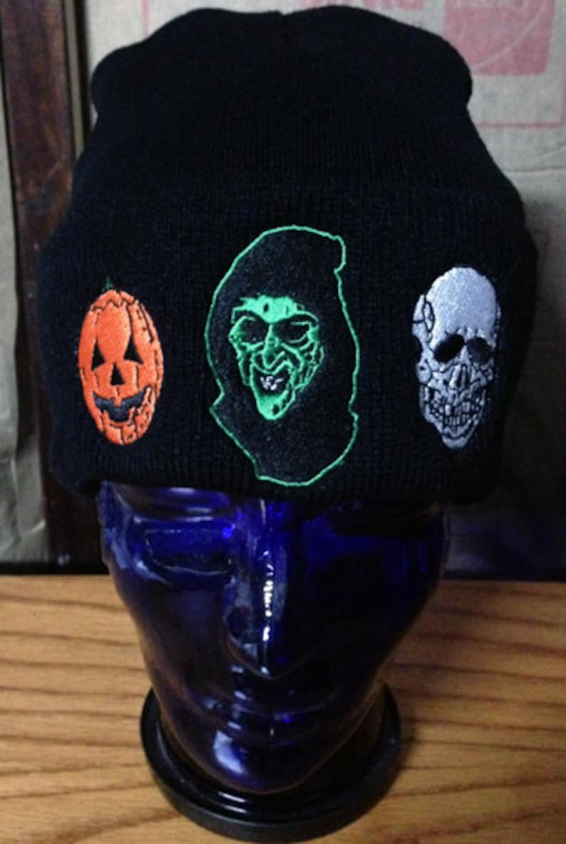 0f0921e91d15f Halloween 3  Season Of The Witch beanie 80 s horror