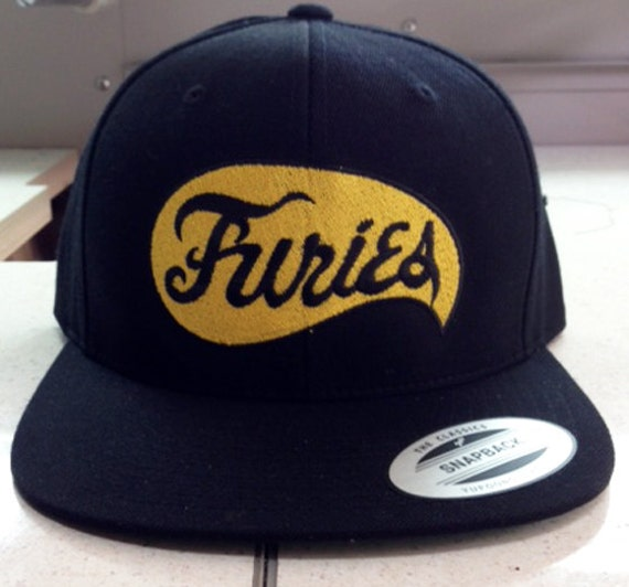 The Furies Baseball Cap The Warriors Movie Cult Classic Etsy