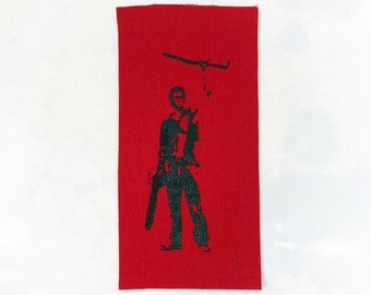 This Is My Boomstick canvas patch