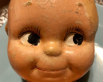 1940's 12 inch Rose O'Neill Composition Kewpie Doll