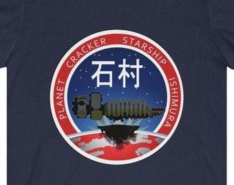 USG Ishimura Dead Space inspired fan artTee shirt