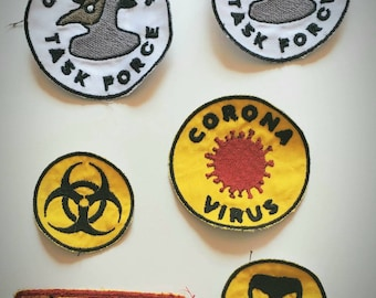 Plague Task Force Badges