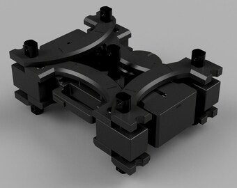 Death Stranding Inspired Moveable PCC unit STL file for Home 3D printing