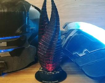 Dead Space Inspired Light Up Altman Marker Accent Light Desktop/Shelf Size Lamp