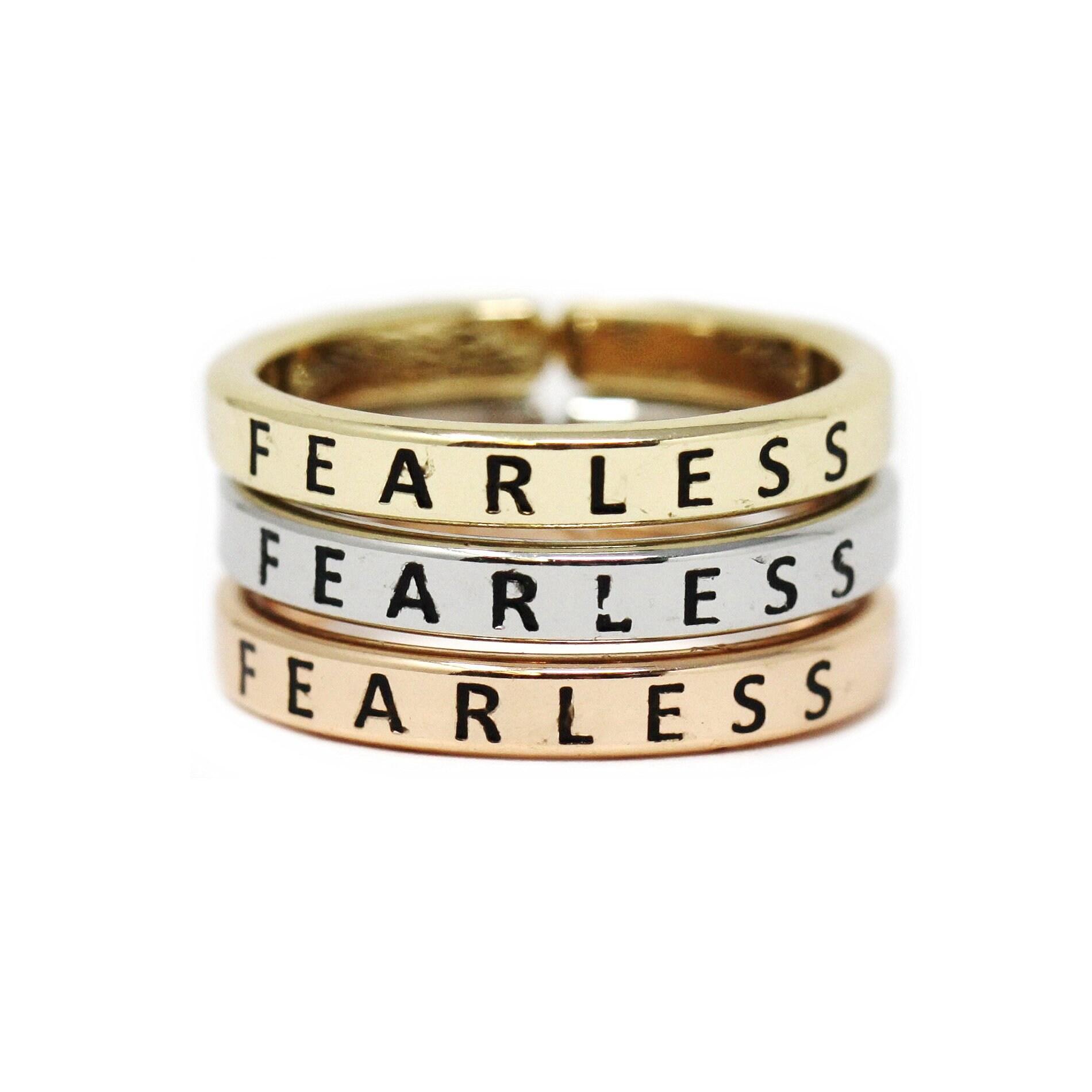 Fearless Rings