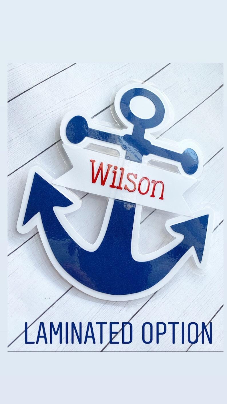 Anchor cruise door magnets