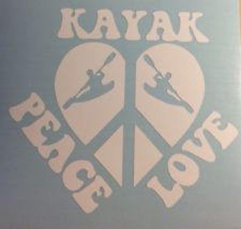 Sea Kayak and Paddle Pendant