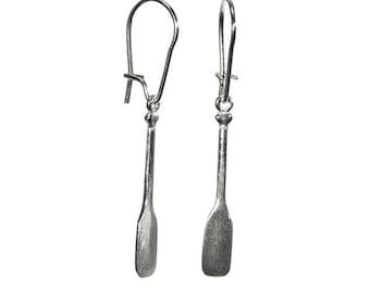 Canoe Paddle Earrings