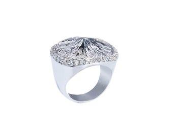 Popocatepetl Volcano Ring