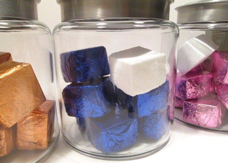 Shower Steamers Choice of Scent Essential Oil Shower Fizzy image 0