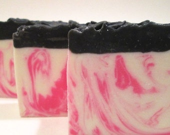 Little Black Dress Soap Handmade Cold Process Vegan Soap