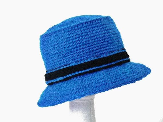 Crochet Pattern Mens Hat Womens Hat Sun Hat Bucket Etsy