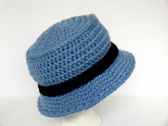 Crochet Pattern Chunky Bucket Hat Mens Hat Boys Hat Sizes Etsy