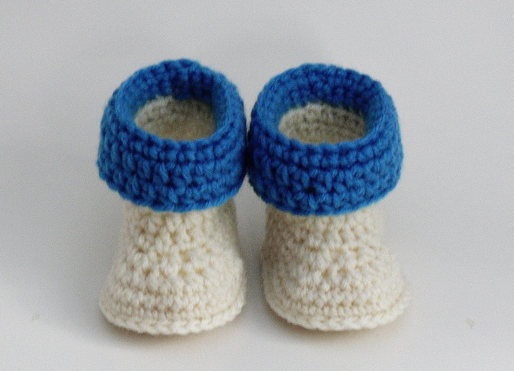 Crochet Pattern Baby Booties Baby Boots Baby Slippers Etsy