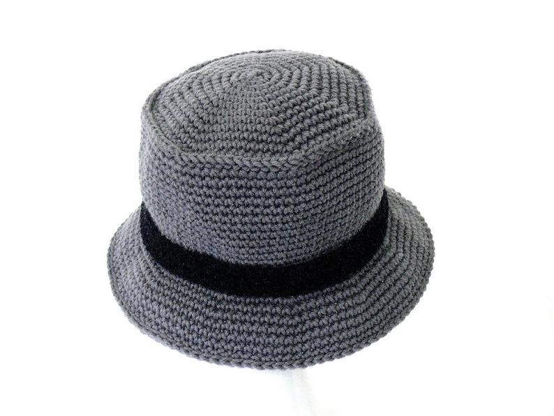 Crochet Pattern Bucket Hat Sun Hat Sizes Baby Toddler  80ef41ebe4a