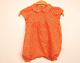 ee38d7be1cbf Baby Jumpsuit in orange