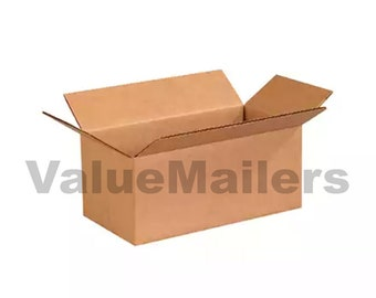 4x4x12 150 Shipping Packing Mailing Moving Boxes Corrugated Cartons