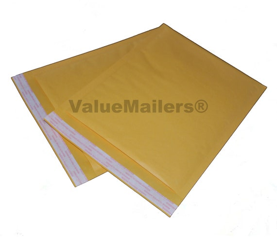 1000//CS~ #00 5x10 KRAFT BUBBLE MAILERS ~ VOLUME PRICE!