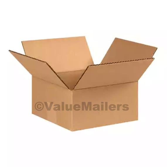 12x12x12 Corrugated Shipping Boxes 25//pk