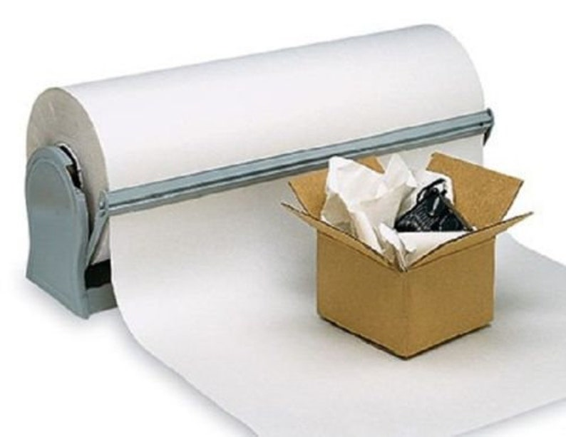 """Newsprint Paper 50 lbs of 24/"""" x 36 Packing Paper Moving Shipping Fill 860 Sheets"""