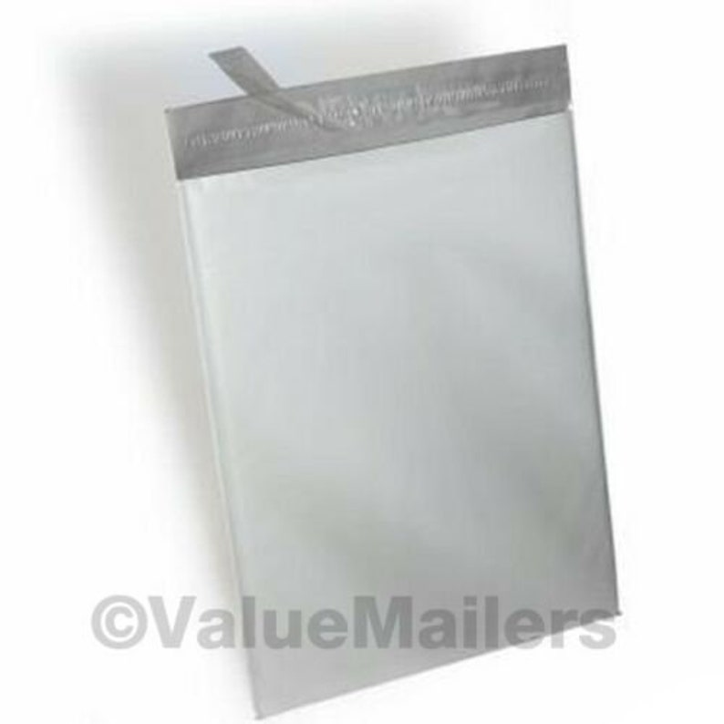 100 6x9 ~ 25 10x13 ~ Poly Mailers Envelopes Bags Plastic Shipping Bag