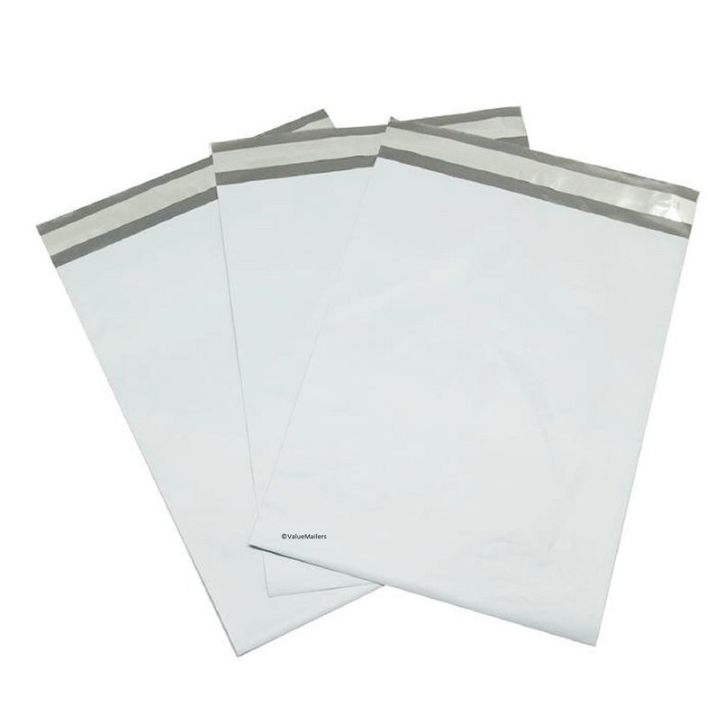 200 10x16 100 9x12 VM Brand Poly Mailers Envelopes Plastic Shipping Bags 2.5