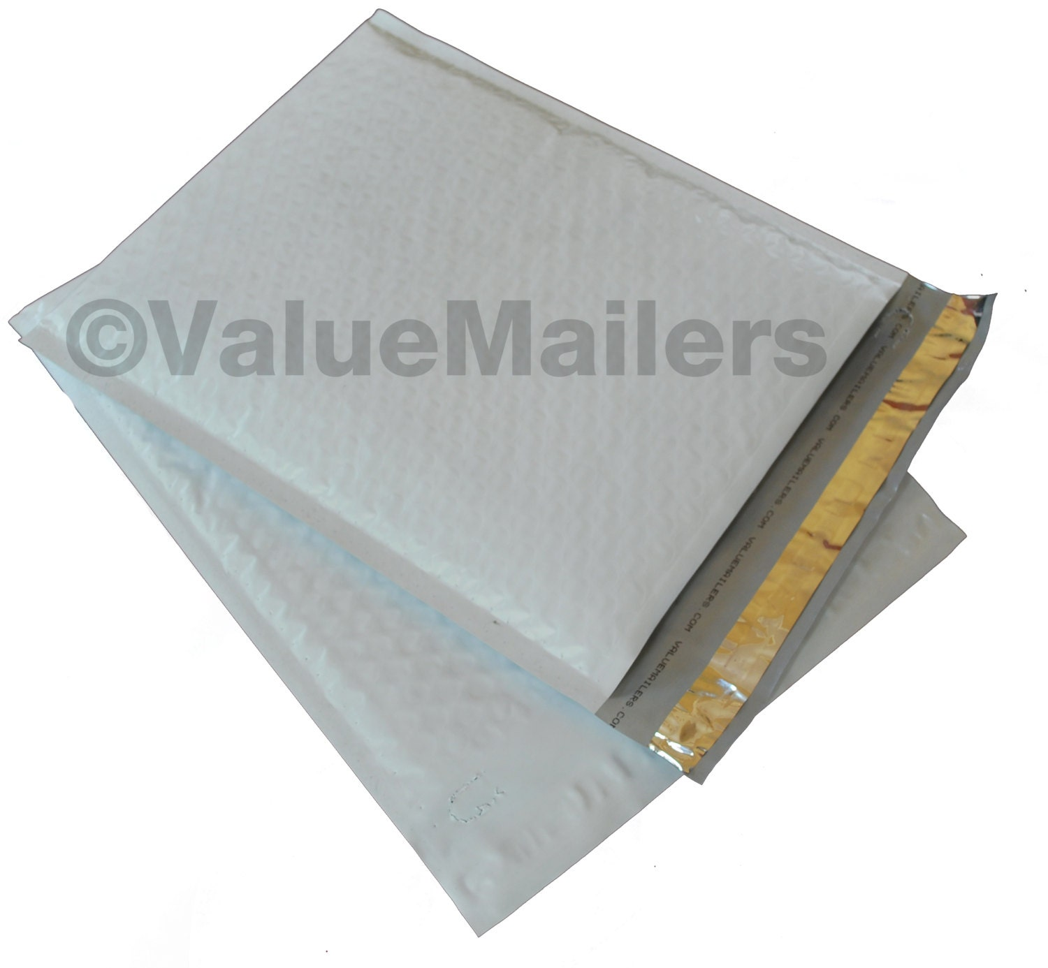 50 #2 Poly Bubble Mailers 8.5x12 Padded Envelopes Self Sealing Bags //Recyclable