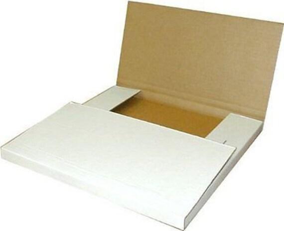 "PREMIUM Ships today! 1//2/"" /& 1/"" 50 LP RECORD ALBUM // BOOK Mailers"