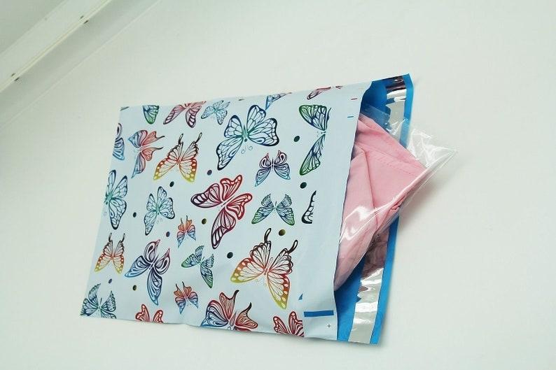 The Navy Blue Butterfly AlyGoo 3D Print Funny Custom Crew Casual Socks