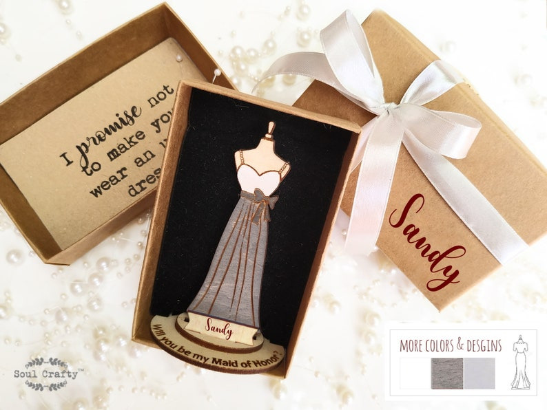 Personalized Will You Be My BridesmaidBridesmaid proposal image 0
