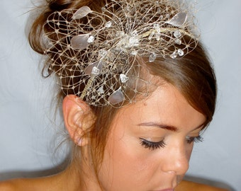 e137778ef82b6 Wedding Fascinators   Mini Hats