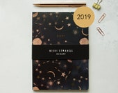 BACK IN STOCK ! Stars & Constellations 2019 A5 diary/planner