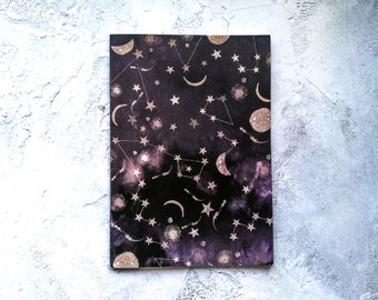 A5 'Constellations' notebook