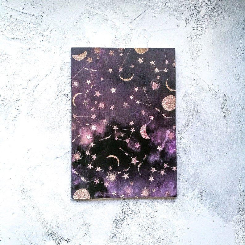 A5 'Constellations' Daydreamer Notebook image 0
