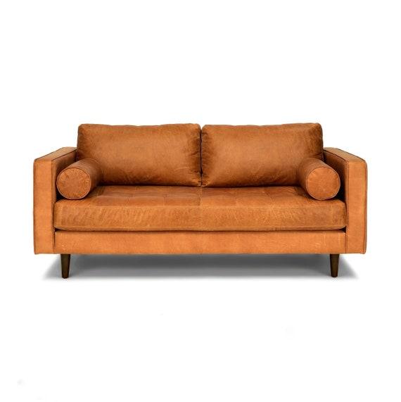 Faux Leather Dog Sofa bed, IKEA sofa, Sofa bed pet, Custom faux leather Pet  bed, chaise lounge pet