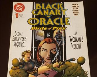 Black Canary Oracle Etsy