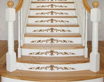 Staircase Decor Etsy