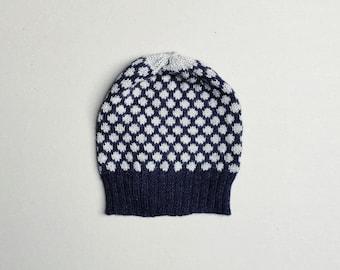 Polka dots hat