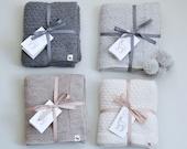 Alpaca wool blanket 100 cream white blanket baby blanket alpaca gift knit baby blanket knit wool blanket baby shower gift baby girl gift