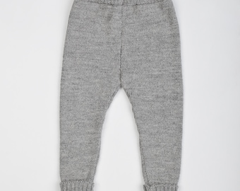 Alpaca wool leggings and pants