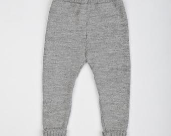 Alpaca wool leggings and pants