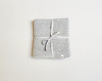 Baby blanket 100% baby alpaca