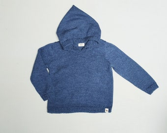 Alpaca jumper for kids 2 years - 8 years size