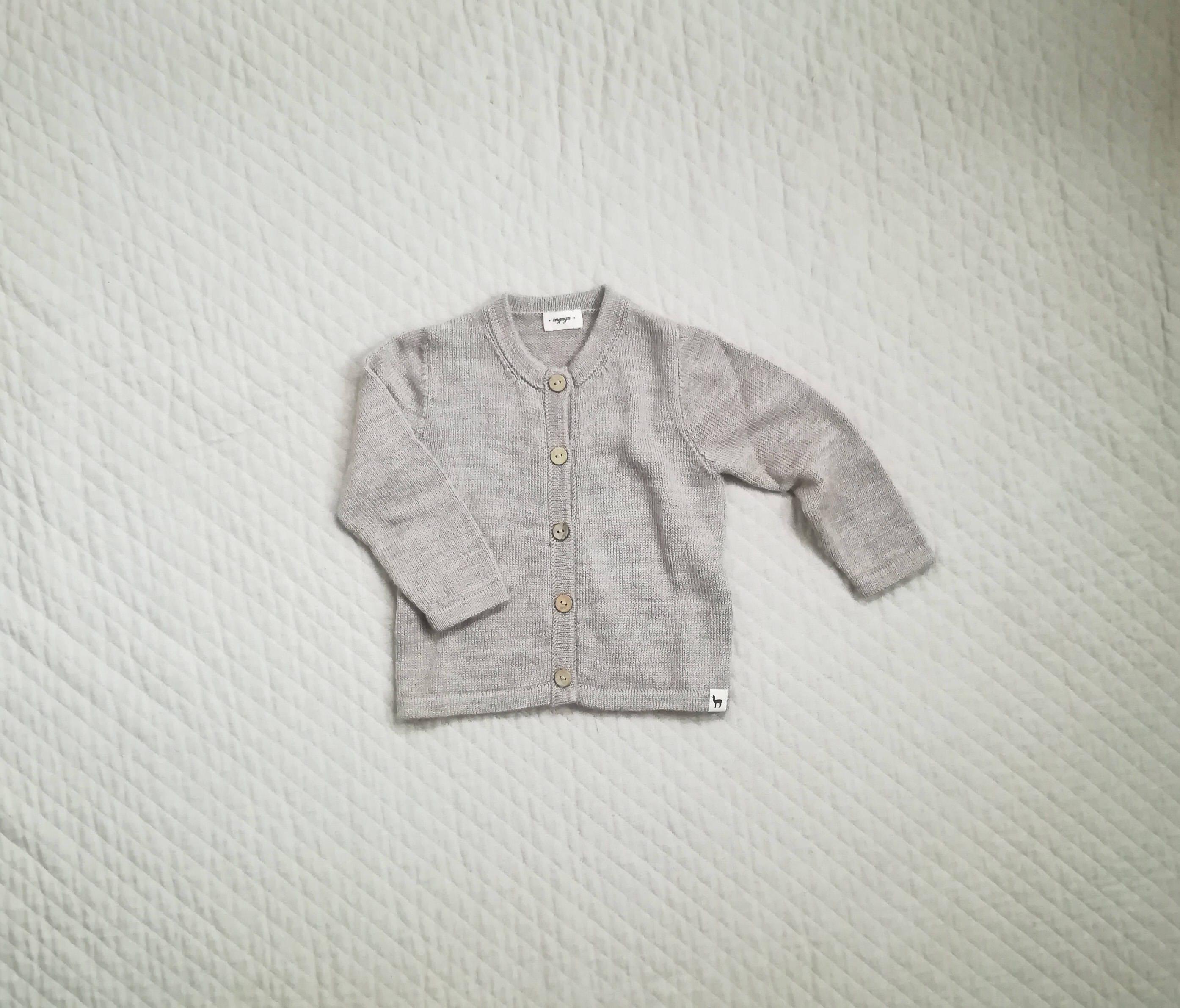 da84c9dc4 Baby cardigan kids alpaca boy sweater girl sweater knitted wool ...