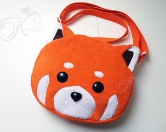 Red Panda Bag